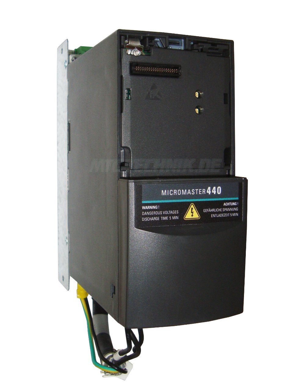 1 Online Shop Siemens 6se6440-2ud15-5aa1 Micromaster 440