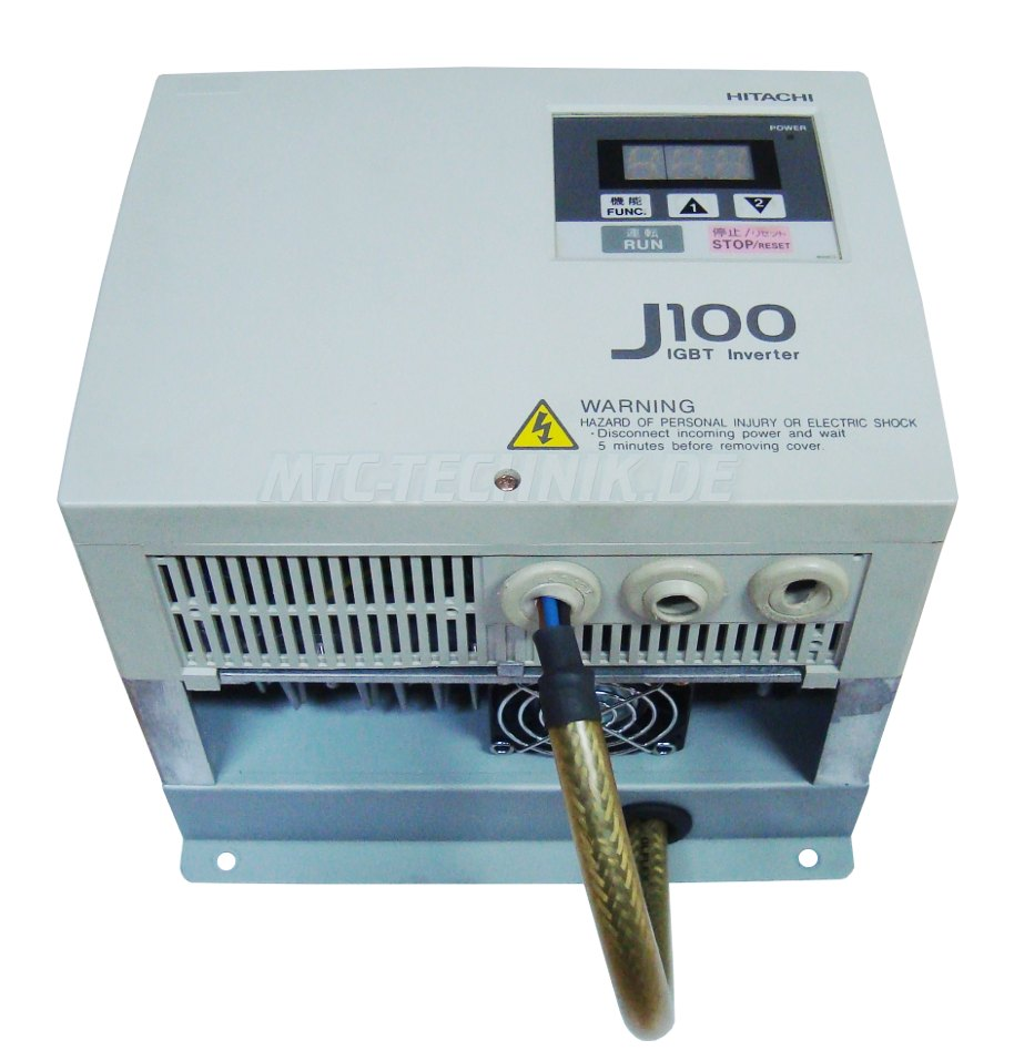 1 Hitachi J100-011hfe5 Igbt Inverter