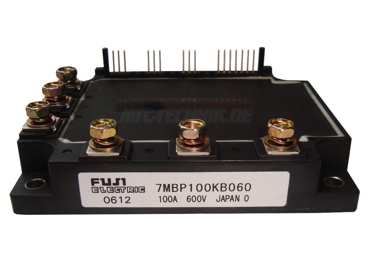 1 Online Shop Fuji 7mbp100kb060 Igbt Module