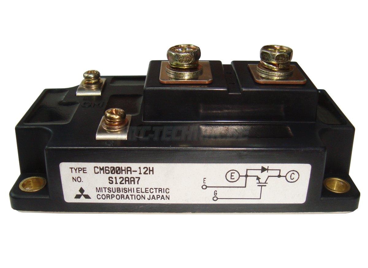 1 Mitsubishi Shop Cm600ha-12h Power Module