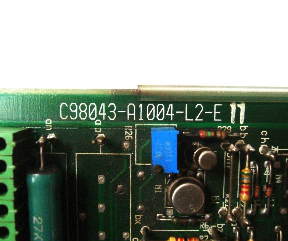 3 Typenschild C98043-a1004-l2-e11
