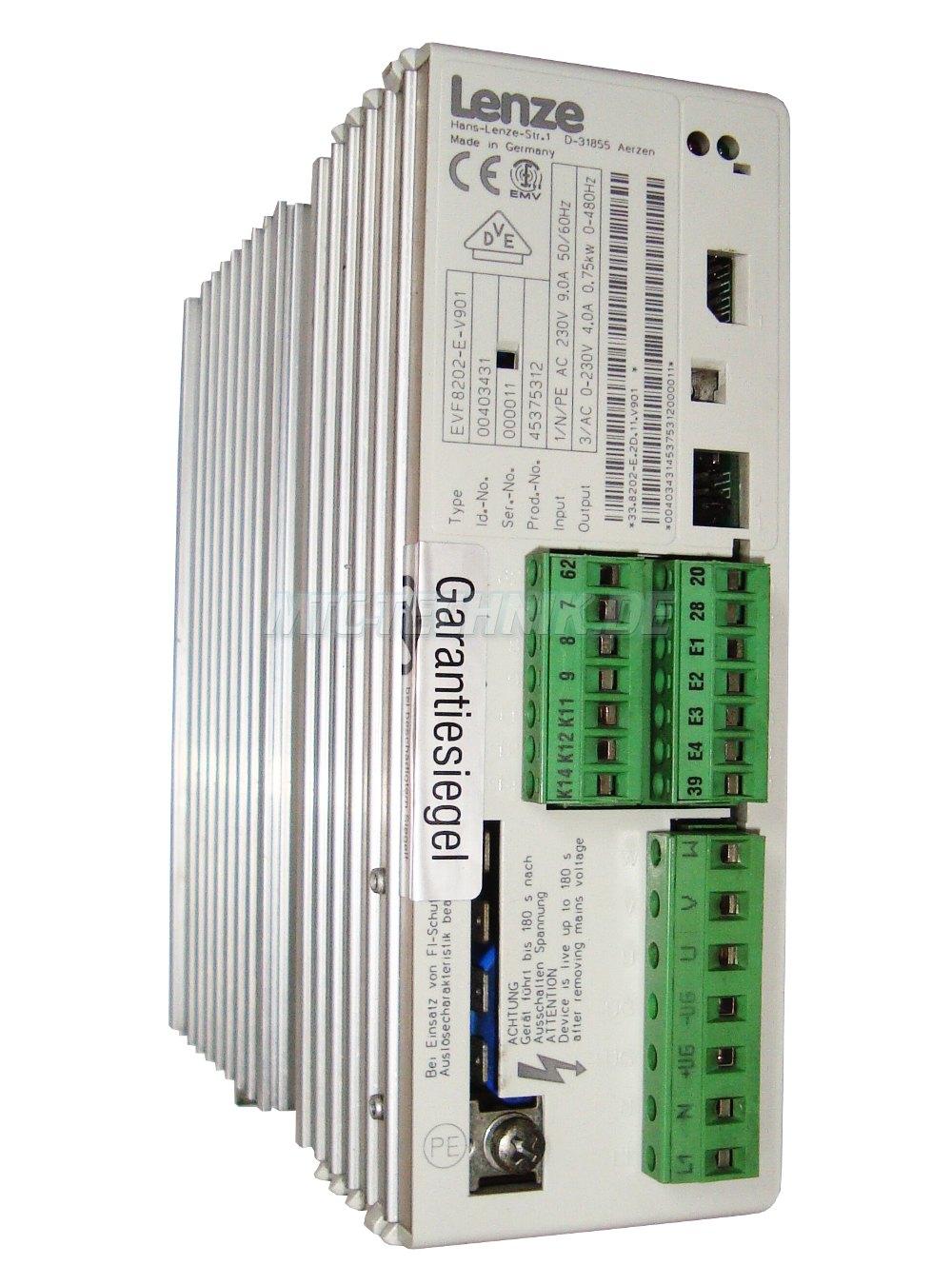 1 Lenze Online Shop Evf8202-e-v901 Frequenzumrichter
