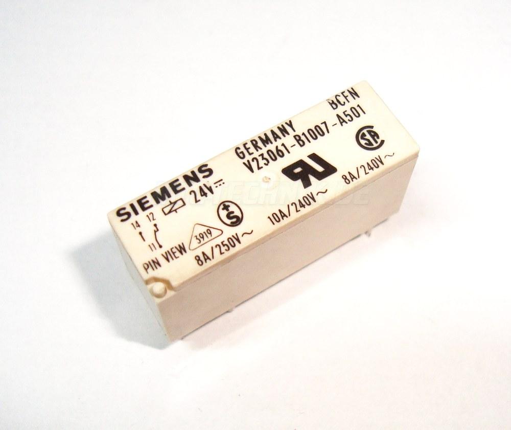 1 Siemens Relay V23061-b1007-a501 Bestellen