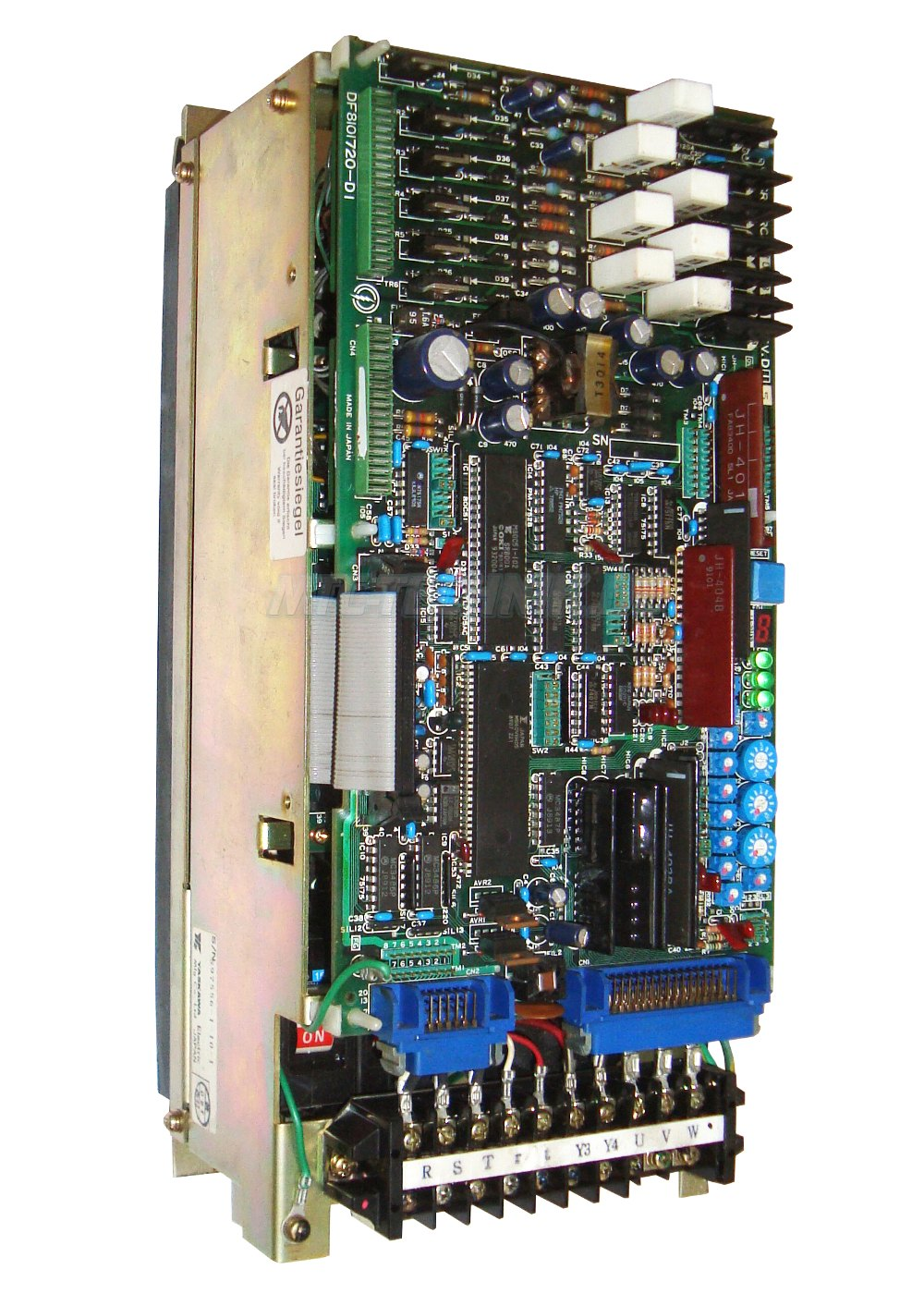 1 Yaskawa Cacr-sr20sb1bfy100 Frequenzumrichter Shop