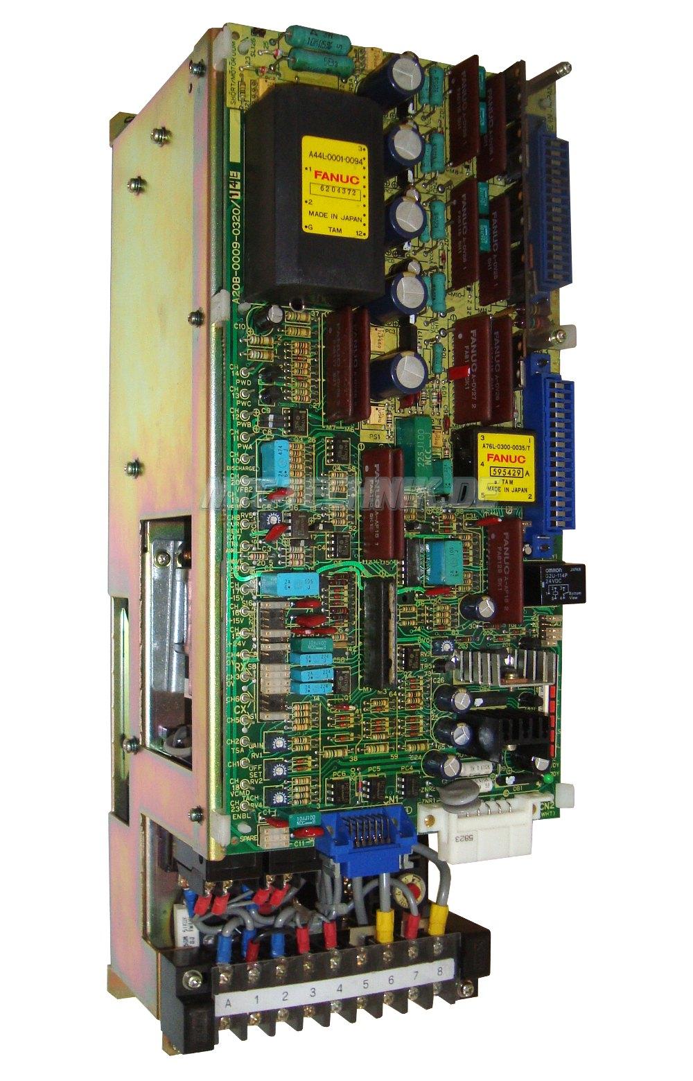 1 Fanuc Austausch A06b-6047-h002 Velocity Control Unit