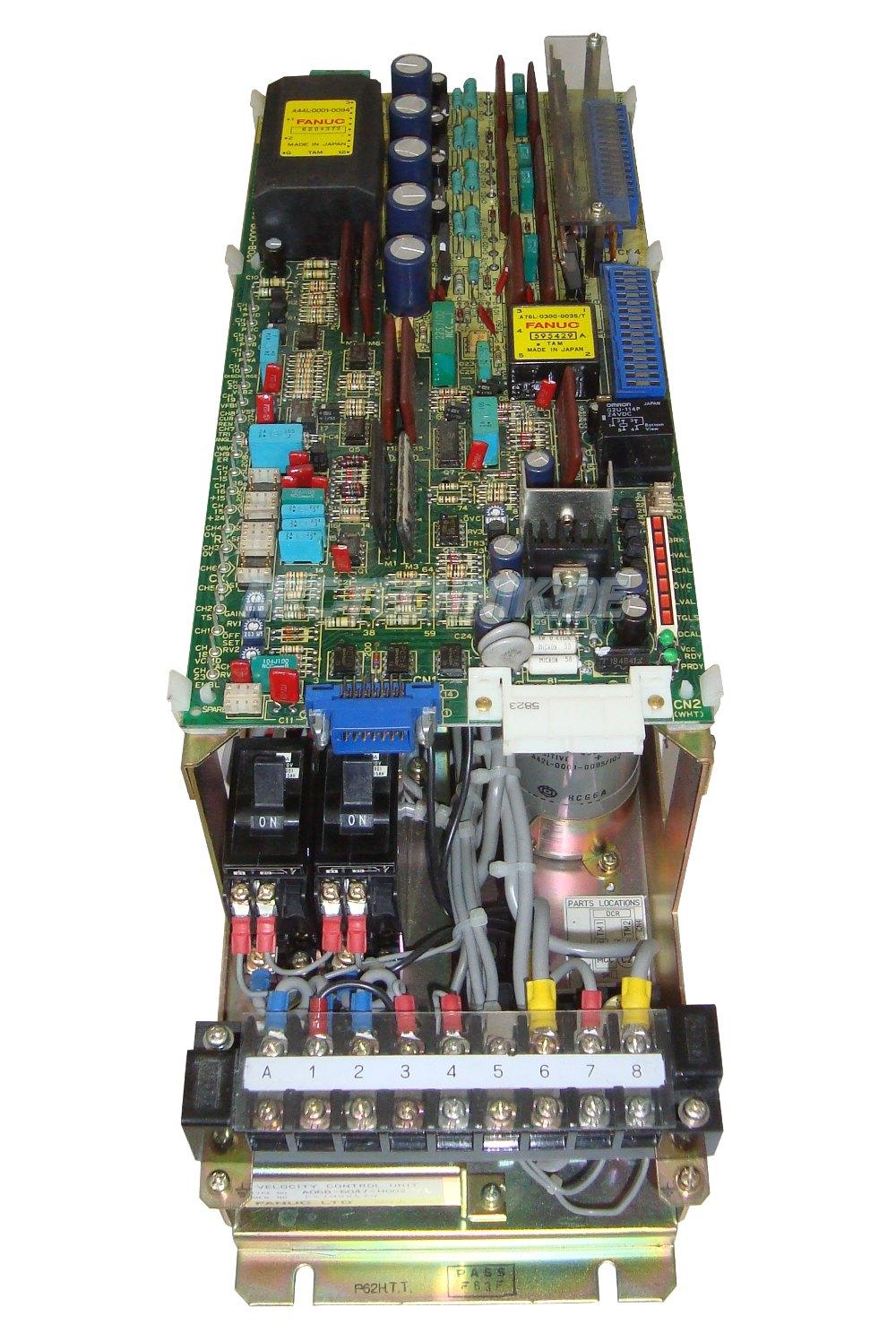2 Dc Unit Fanuc A06b-6047-h002 Online Shop