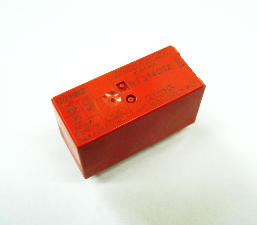 1 Schrack Relais Rt314012 Bestellen