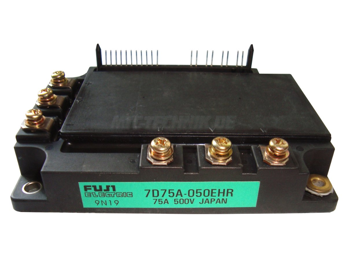 1 Transistor Module 7d75a-050ehr Fuji Shop
