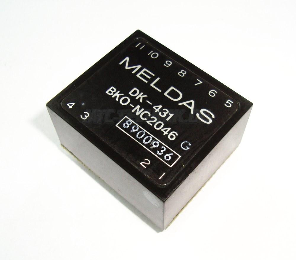 2 Isolations Amplifier Bko-nc2046 Shop Mitsubishi Dk-431