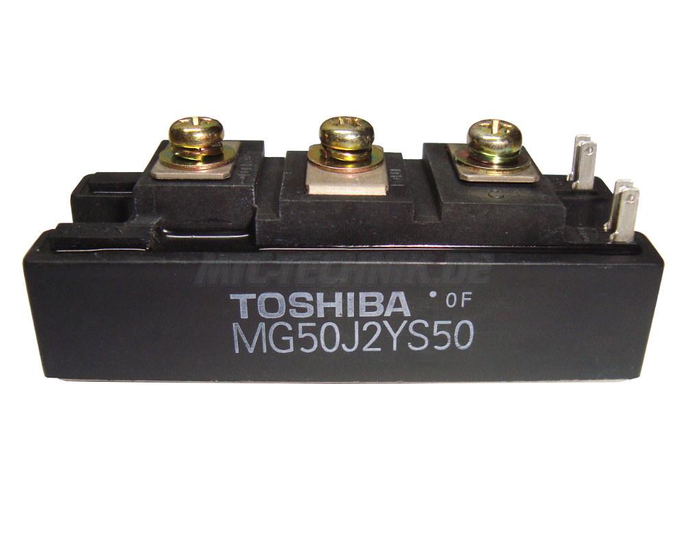 1 Toshiba Igbt Module Mg50j2ys50 Shop