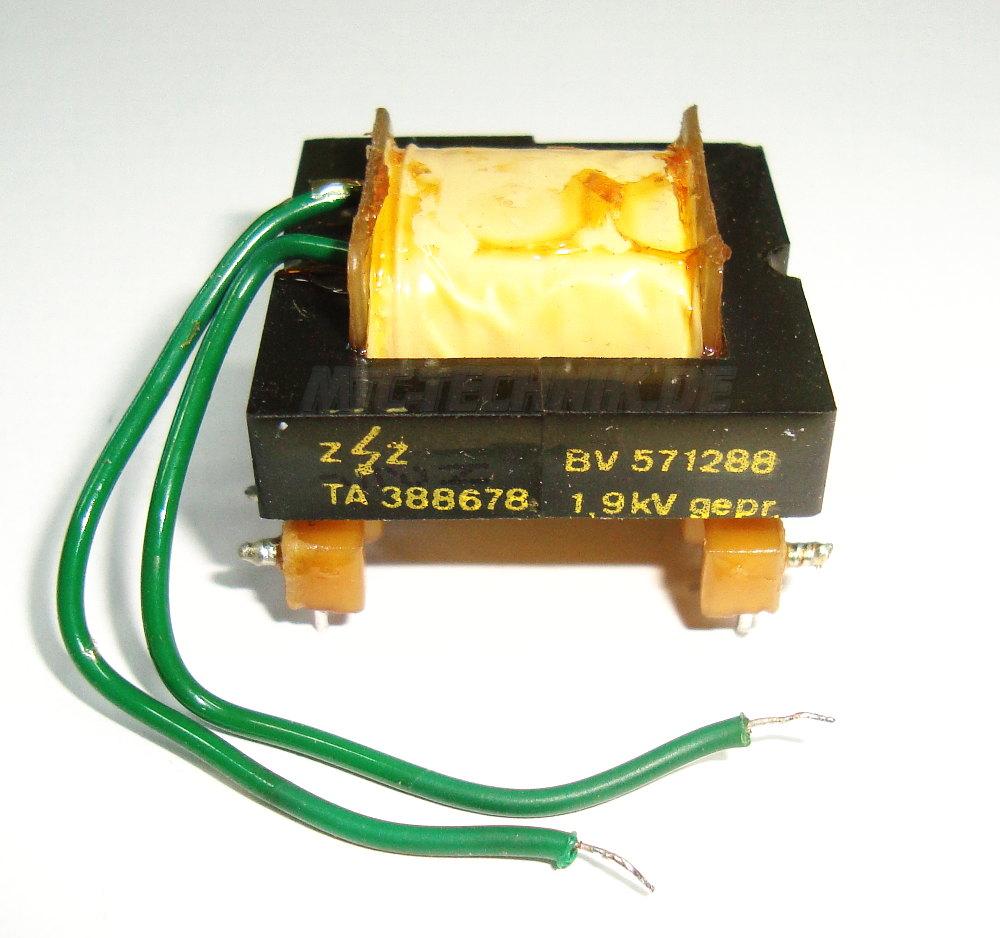 1 Siemens Transformator Ta388678 Shop