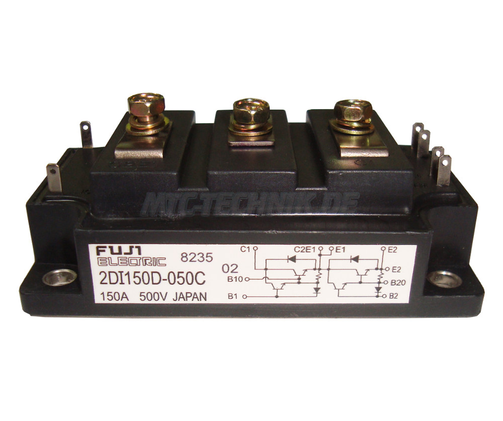 1 FUJI POWER MODULE 2DI150D-050C ONLINE SHOP