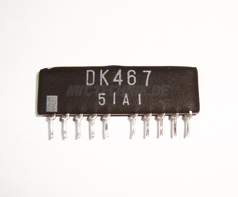 1 Mitsubishi Shop Dk467 Hybrid Ic