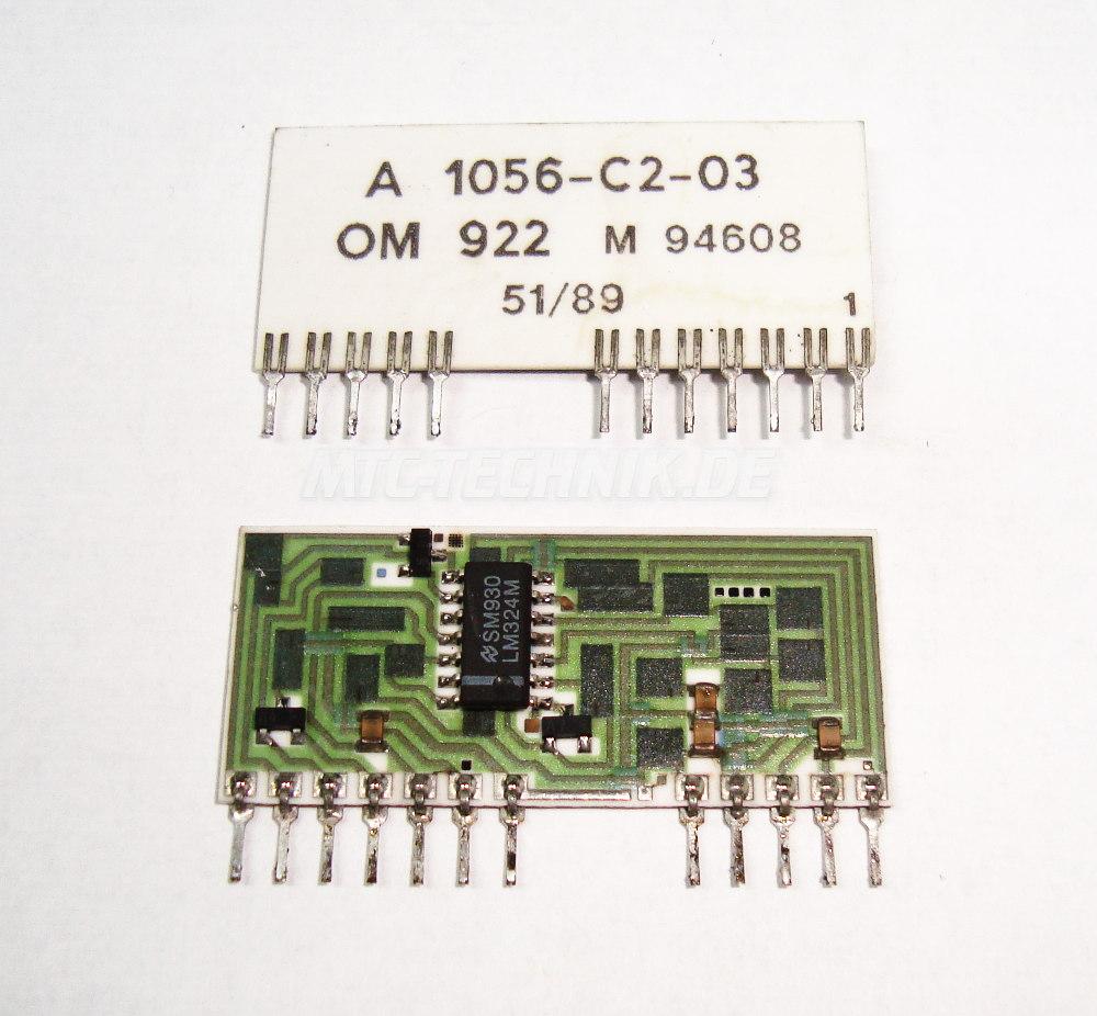 1 Siemens Hybrid Ic A1056-c2-03 Shop