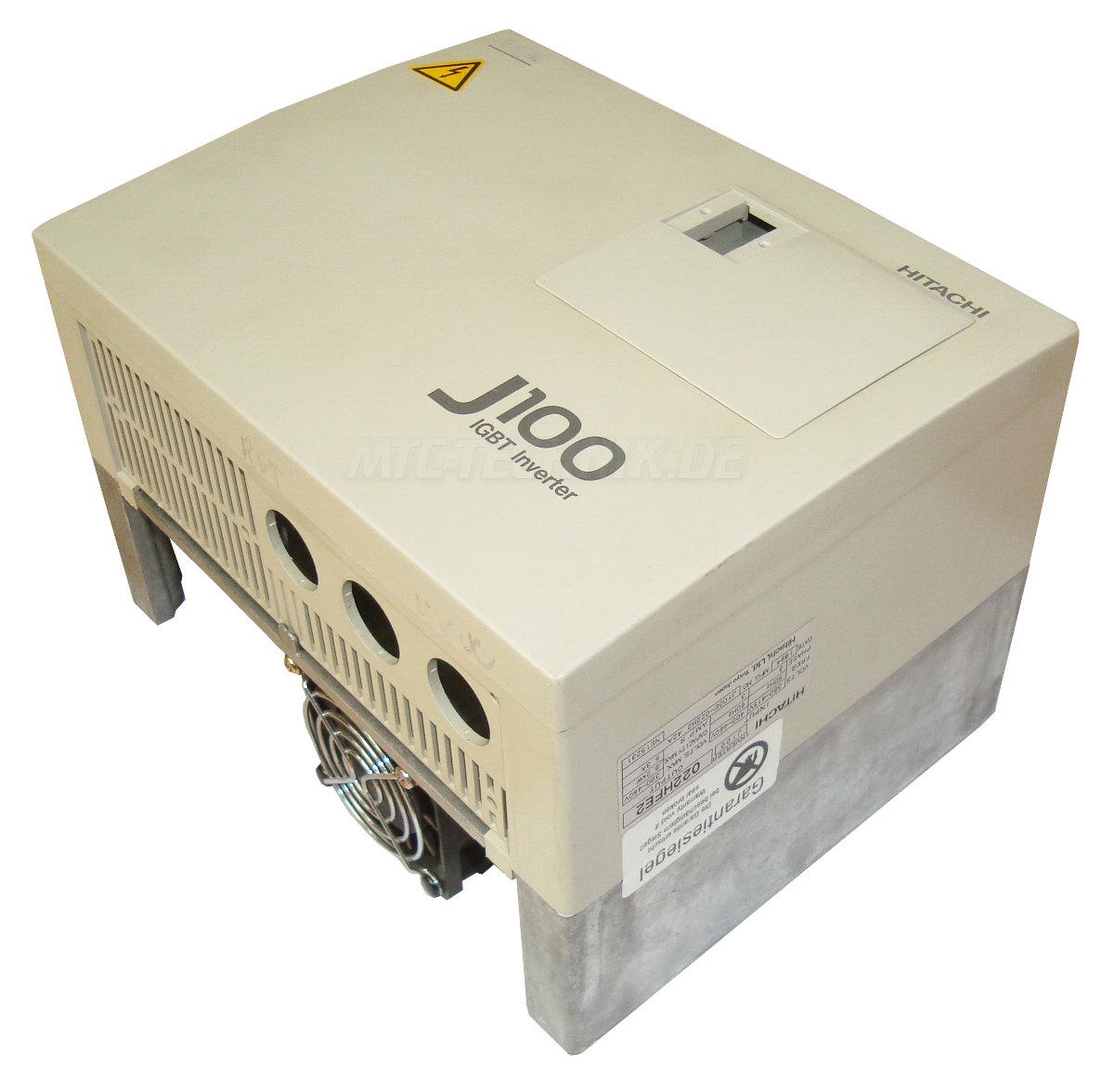 2 Shop Igbt Inverter J100-022hfe2 Hitachi Mit Garantie