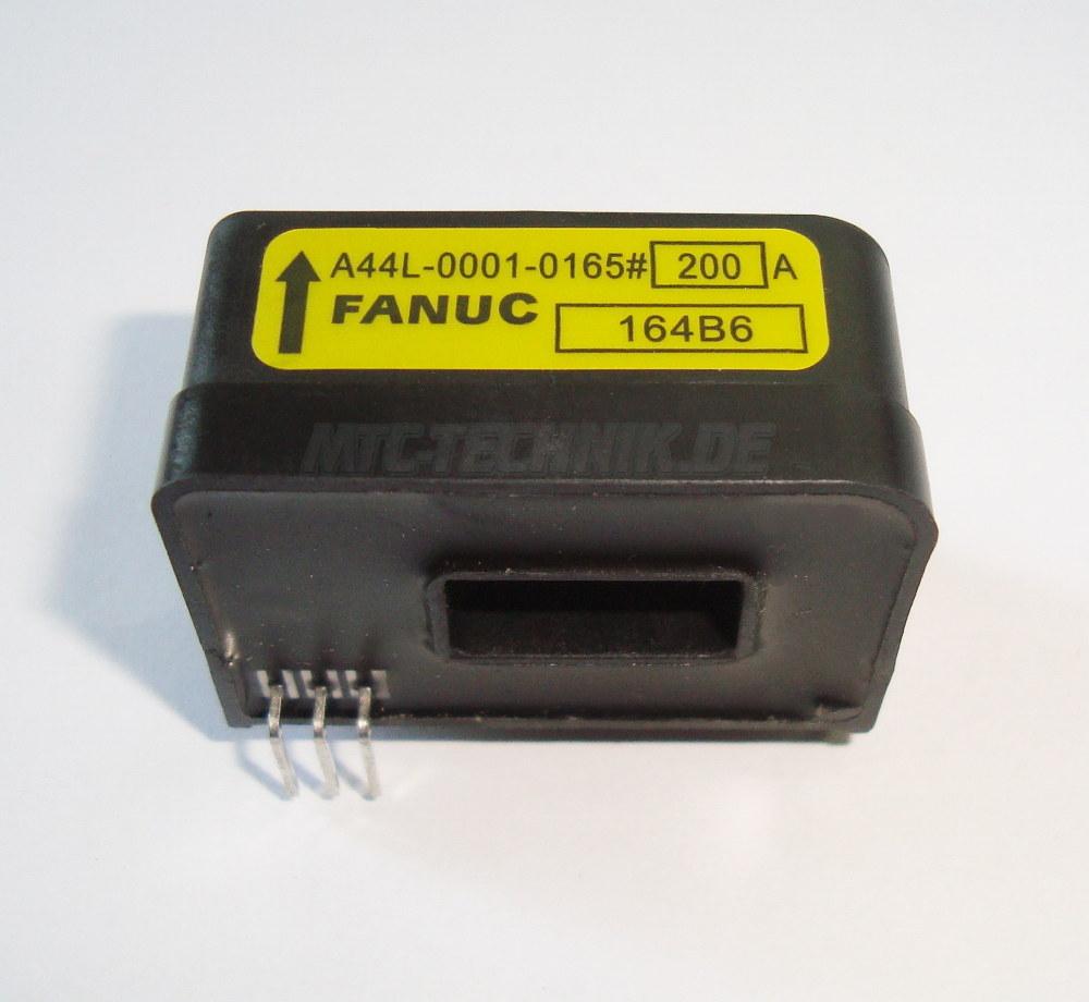1 Fanuc A44l-0001-0165-200a Shop Bestellen