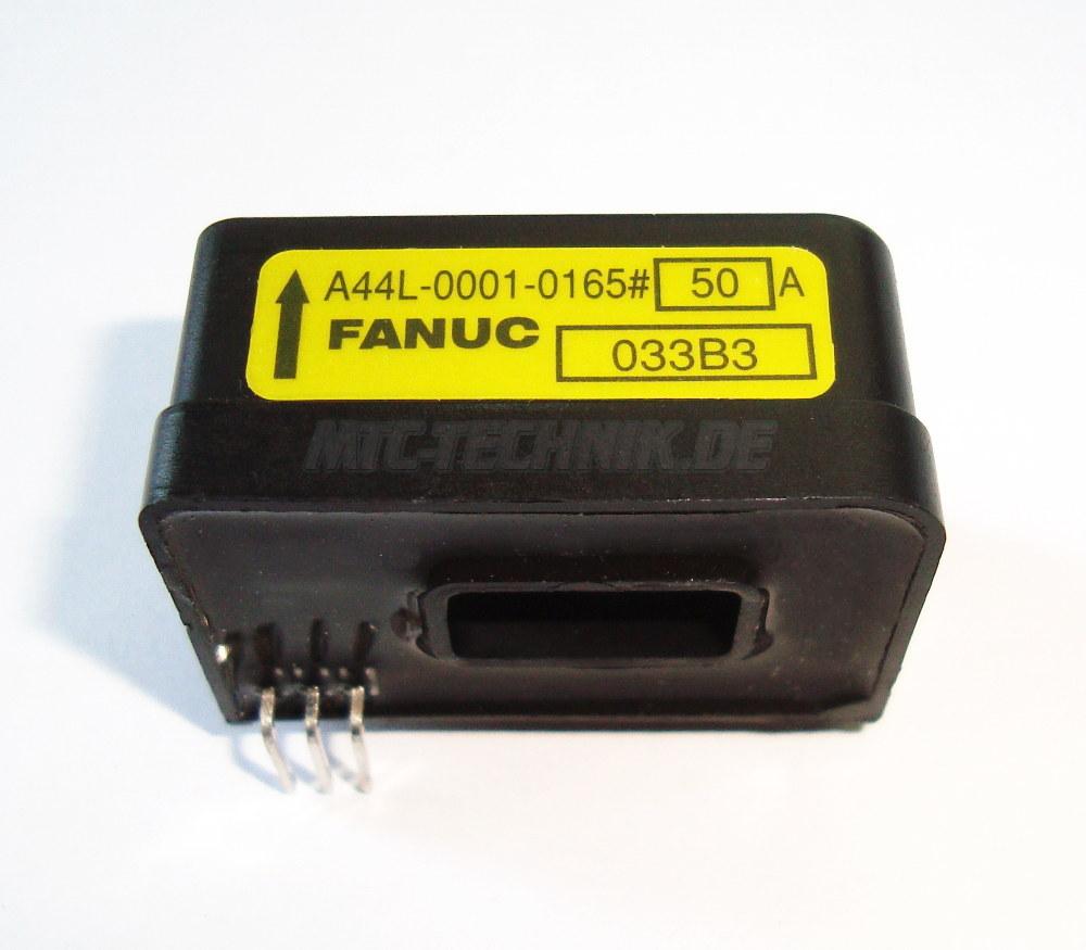 1 Current Transducer A44l-0001-0165-50a Fanuc