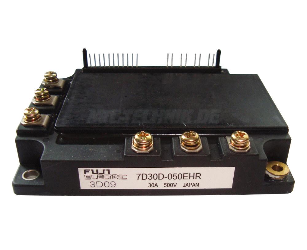 Fuji Electric Transistor Module 7D30D-050EHR