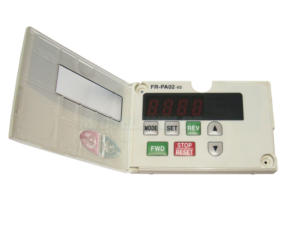 Mitsubishi Electric Bedienpanel FR-PA02-02