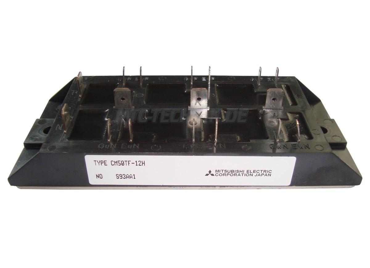 Mitsubishi Electric Igbt Module CM50TF-12H